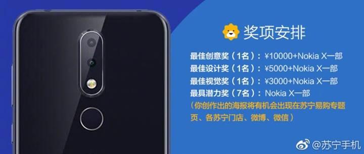 Nokia X6'nın tanıtım posteri sızdırıldı