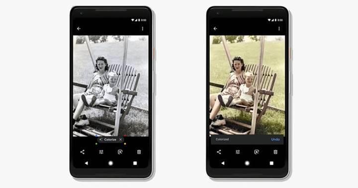 Google Fotoğraflar önemli yeniliklerle güncelleniyor