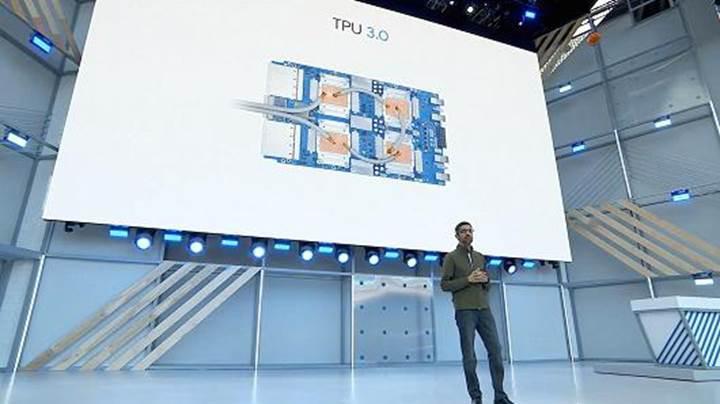 Google'ın yapay zekâ işlemcisi üçüncü nesle terfi ediyor