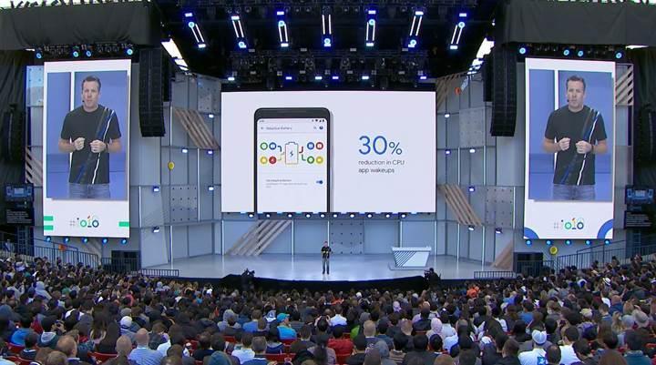 Android P tanıtıldı! İşte yenilenen arayüzüyle Android P
