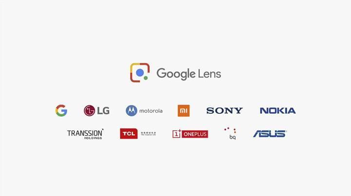 Google Lens yeni özelliklerle birçok Android telefonun kamera uygulamasına geliyor