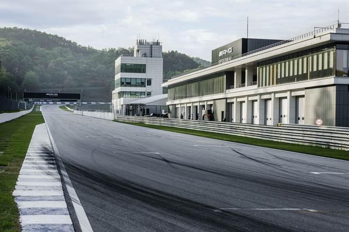 Mercedes-AMG, kendi adını taşıyan dünyanın ilk yarış pistini duyurdu