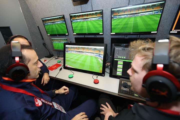 Süper Lig'e yükselme maçlarında Video Hakem Sistemi kullanılacak