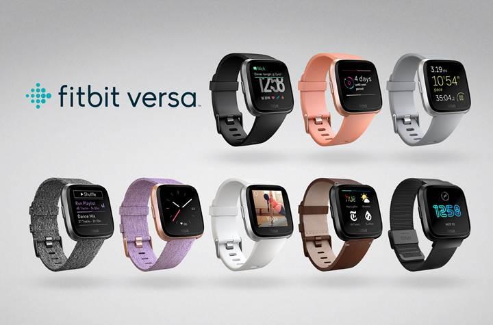 Fitbit Versa resmi olarak Türkiye'de! İşte fiyatı: