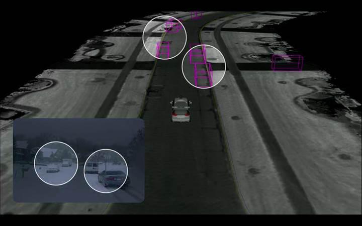 Waymo'nun otonom araçları karlı havalara hazır hale geldi