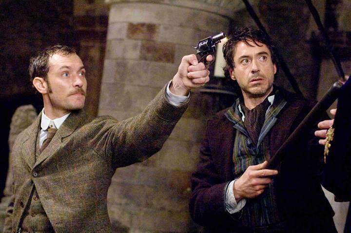 Sherlock Holmes 3'ün vizyon tarihi nihayet belli oldu