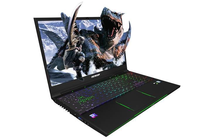 Monster dizüstüleri Coffe Lake tabanlı Intel işlemcilere terfi etti