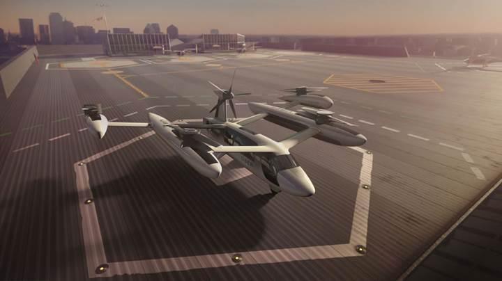 Uber ve NASA uçan taksi için anlaşma imzaladı