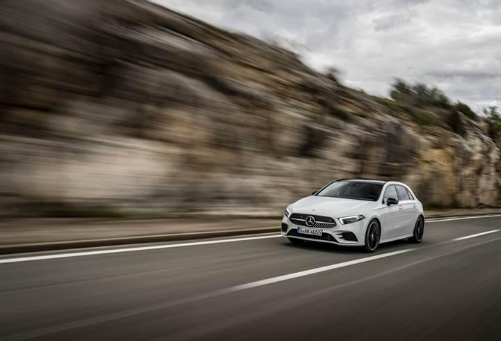Mercedes-Benz A180d, yeni dizel motorla birlikte geliyor