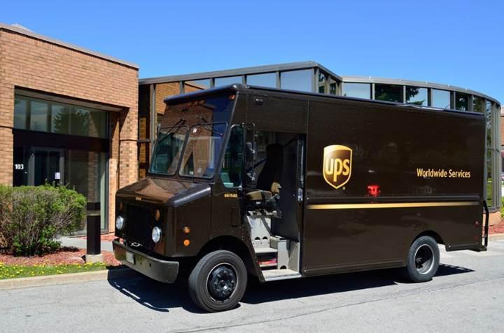 UPS'in Pixar filminden fırlamış elektrikli kamyonları yıl sonuna kadar yollarda