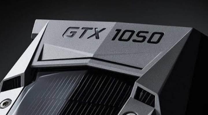 Nvidia GeForce GTX 1050 3GB iddiaları
