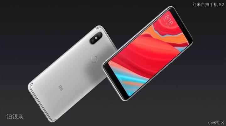 Xiaomi Redmi S2 tanıtıldı: İşte özellikleri ve fiyatı