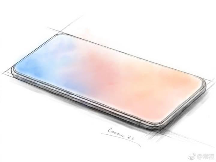 Lenovo Z5'in resmi olarak paylaşılan