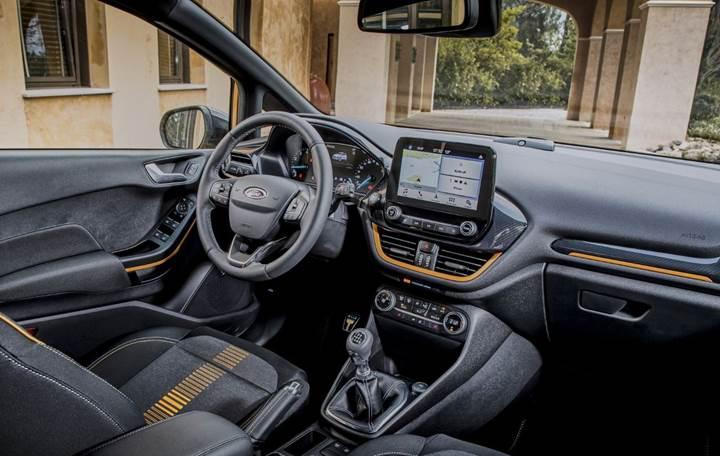 Ford Fiesta Active, crossover esintileriyle Avrupa'da satışta