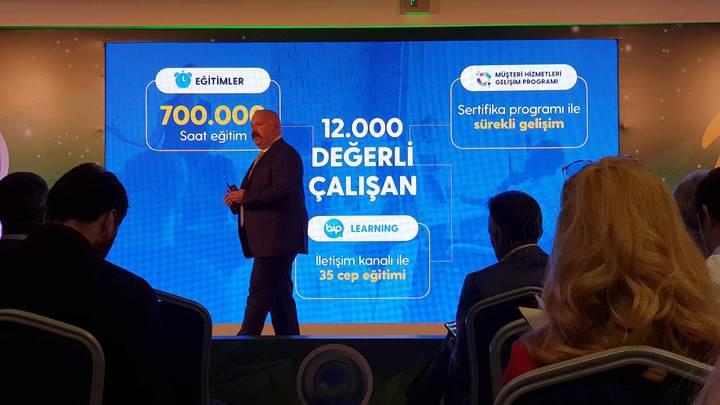 Turkcell'den Diyarbakır'a 450 milyon TL'lik katkı