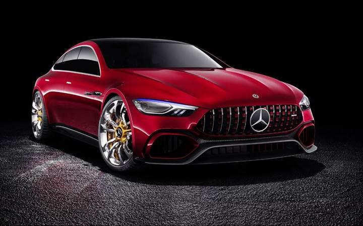 Mercedes-AMG, 805 bg'lik hibrid V8'in üretileceğini açıkladı