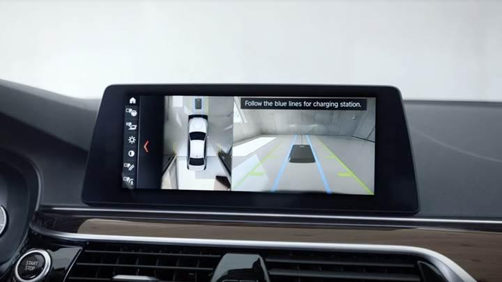 BMW'nin elektrikli araçları için kablosuz şarj matı bu yaz geliyor