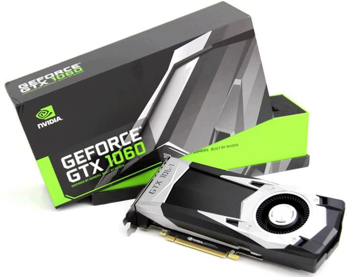 GeForce GTX 1060 görünümlü GTX 1070 mi geliyor?