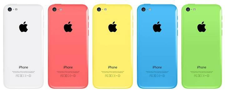 LCD ekranlı iPhone mavi, pembe ve sarı renk seçeneğiyle gelebilir