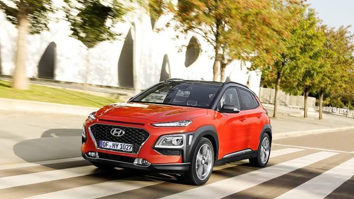 Hyundai Kona'nın 250 bg'lik performans versiyonu üretilebilir