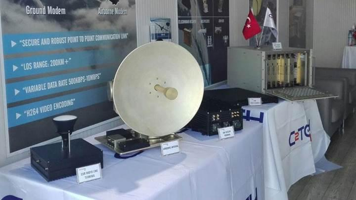 Tüm İHA'larda kullanılabilecek yerli uydu anteni geliştirildi