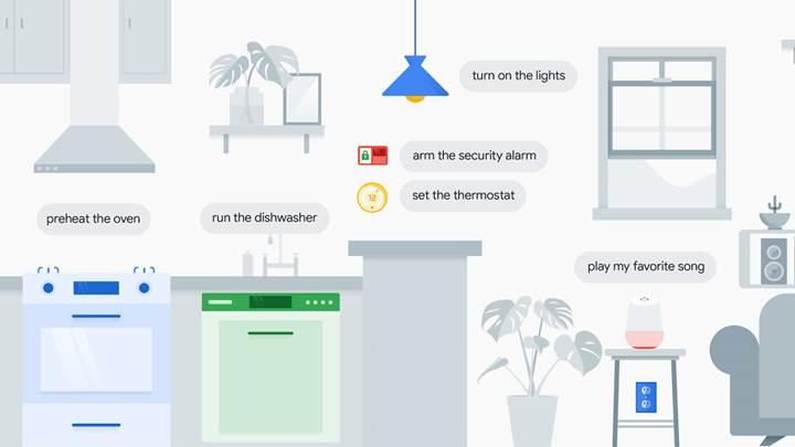 Google Assistant artık 5.000'den fazla akıllı ev cihazıyla uyumlu