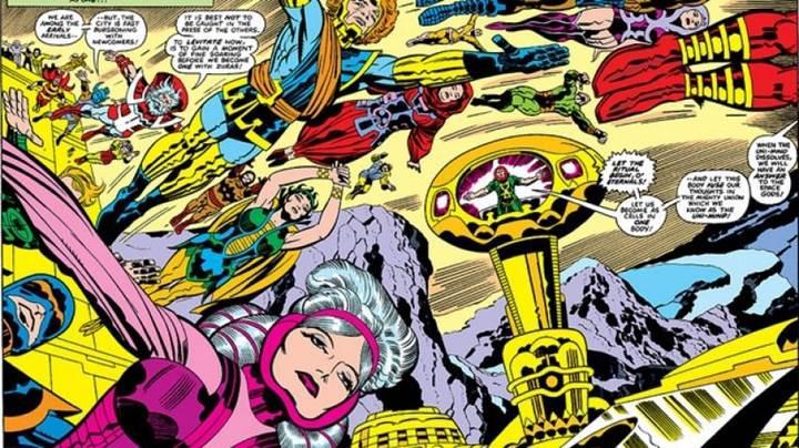Marvel, Eternals filmi için hazırlıklara başladı