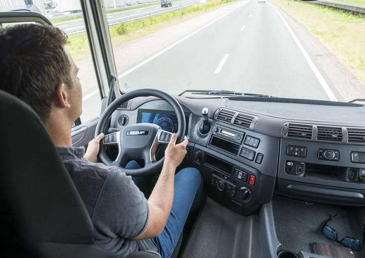 DAF Trucks, yeni elektrikli tırını bu yıl satışa sunacak