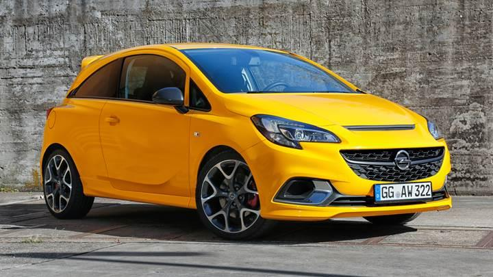 Opel Corsa GSi 150 beygirlik motorla geliyor