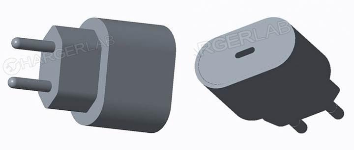 Yeni iPhone'ların kutusundan çıkacak olan hızlı şarj adaptörünün görselleri ortaya çıktı