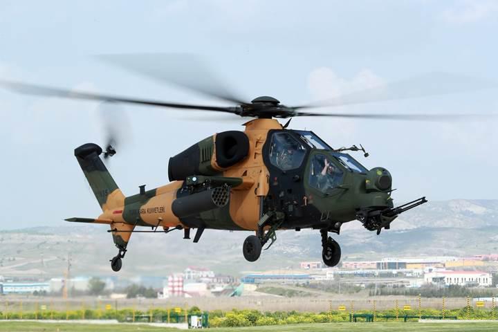 Türkiye'nin Pakistan'a ATAK helikopteri satışı yakında duyurulacak