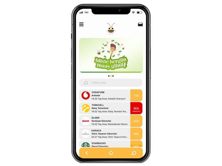 Minik işler yaparak para kazanabileceğiniz mobil uygulama: Biis