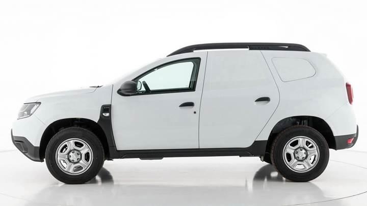 2018 Dacia Duster Fiskal, hafif ticari araç olarak yollara çıkıyor