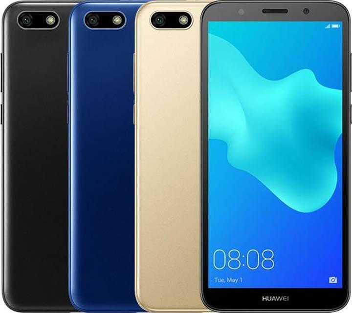 Huawei Y5 Prime (2018) resmi olarak tanıtıldı