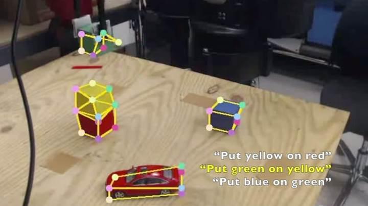 Nvidia'nın geliştirdiği yapay zeka, insan hareketlerini izleyerek öğreniyor