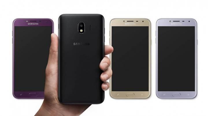 Samsung Galaxy J6 ve J4 resmi olarak tanıtıldı