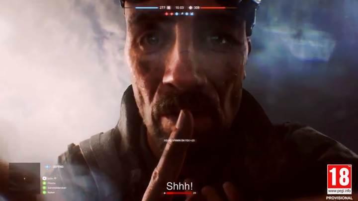 Battlefield V'in ilk kısa videosu yayınlandı: