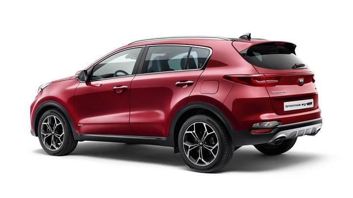 Yeni Kia Sportage, dizel hibrit seçeneği ile resmi olarak tanıtıldı