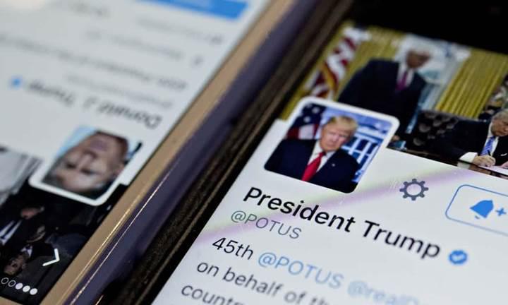 Trump'ın Twitter yüklü iPhone'u Beyaz Saray güvenlik birimini çıldırtıyor