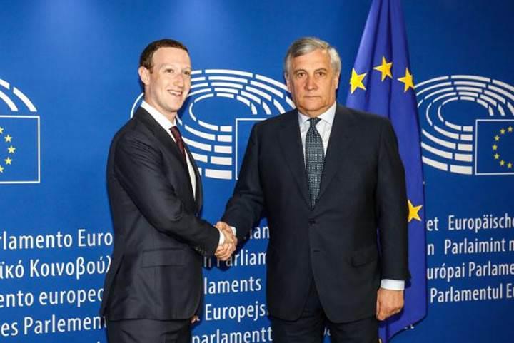 Zuckerberg, Avrupa Parlamentosu'nun kilit sorularını yanıtlamadı