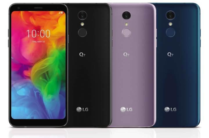 LG V35 önümüzdeki ay dört orta sınıf telefonla birlikte gelebilir