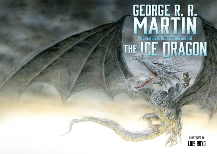 George R.R. Martin kitabı The Ice Dragon sinemaya uyarlanıyor
