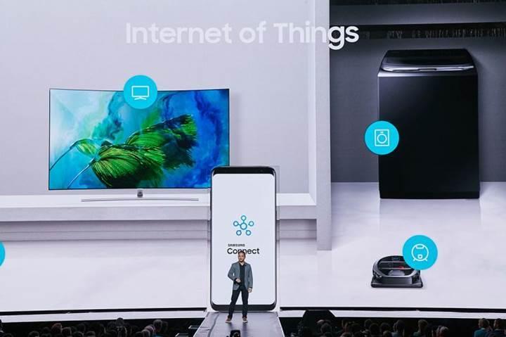 Samsung 2020 yılına kadar tüm ürünlerine yapay zeka entegre etmek istiyor