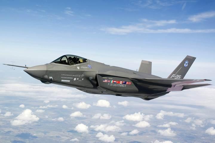ABD, Türkiye'ye F-35 satışını durdurmak için ilk resmi adımı attı