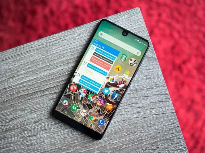 Essential Phone 2 iptal edildi, şirket satılıyor