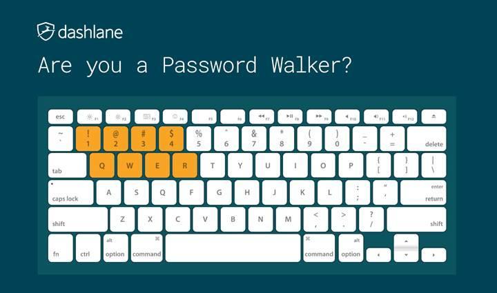 En çok kullanılan şifre kombinasyonları açıklandı