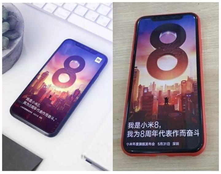 Xiaomi Mi 8 sızdı: İşte akıllı telefonun teknik özellikleri