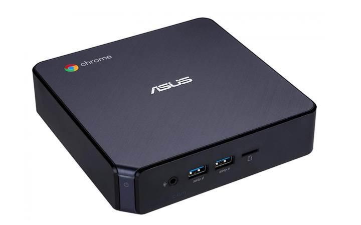 Asus Chromebox serisi üçüncü nesle terfi etti