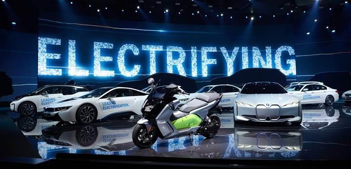 BMW, elektrikli araç üretimini arttırmak için düğmeye bastı