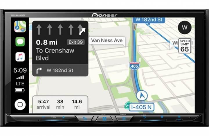 Pioneer'dan otomobillere Apple CarPlay ve Android Auto desteği kazandıracak üç yeni ürün